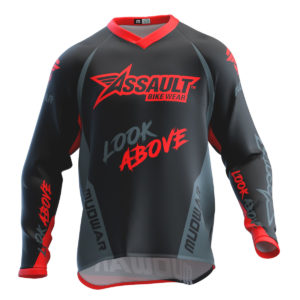 assault-mudwar-rojo-type-one-wear-front