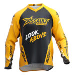 assault-mudwar-type3-amarillo-enduro-dh-mx-camiseta-front