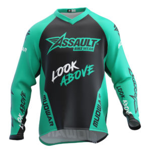 assault-mudwar-type3-turquesa-enduro-dh-mx-wear-front