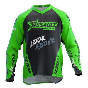 assault-mudwar-verde-type3-enduro-dh-mx-wear-front
