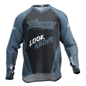 camiseta-assault-mudwar-gris-enduro-dh-mx-front