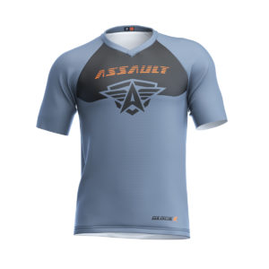 CAMISETA-CORTA-ENDURO-ASSAULT-GLOCKR-SPACE-1